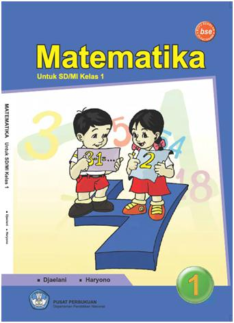 download buku matematika sd kelas 1 karangan kismiantini download